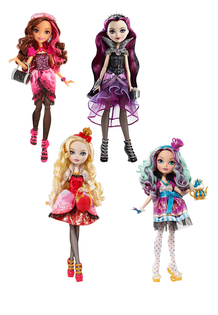 Кукла ever after high® главные герои EVER AFTER HIGH ever after high пазл 500a чем 00677