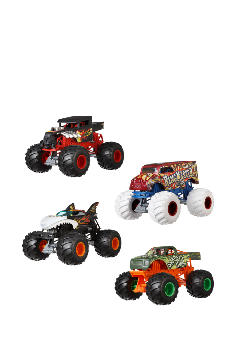 Hot wheels® монстр трак 1:24 Wheels